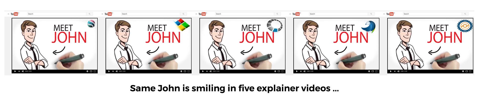 Custom video explainer